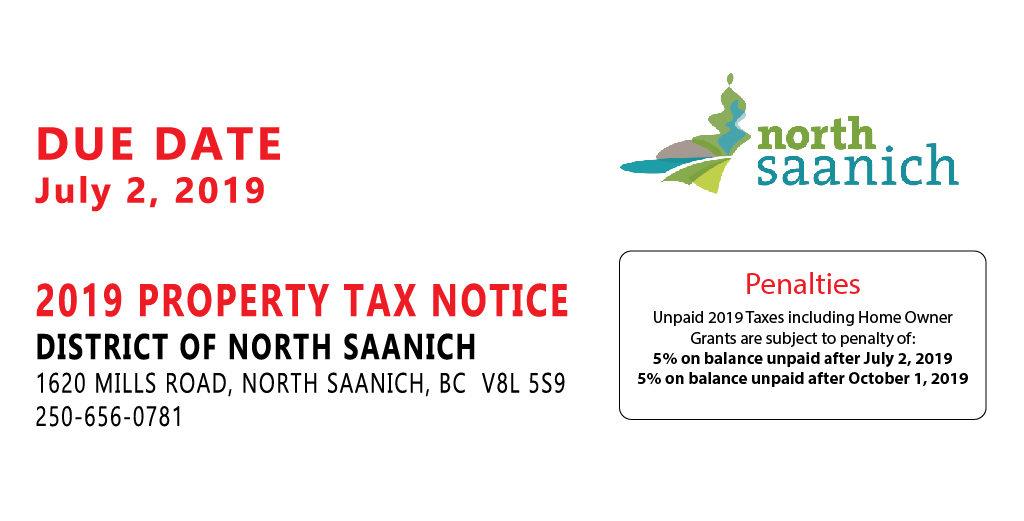 2019 Property Tax Image